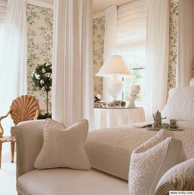 现代卧室装修效果图3