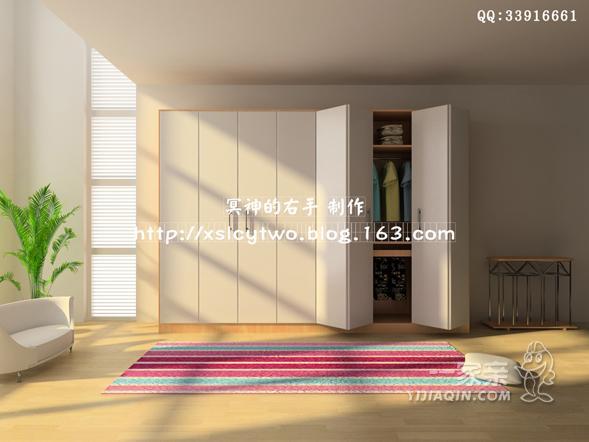 装修效果图室内效果图客厅厨房卫生间卧室衣